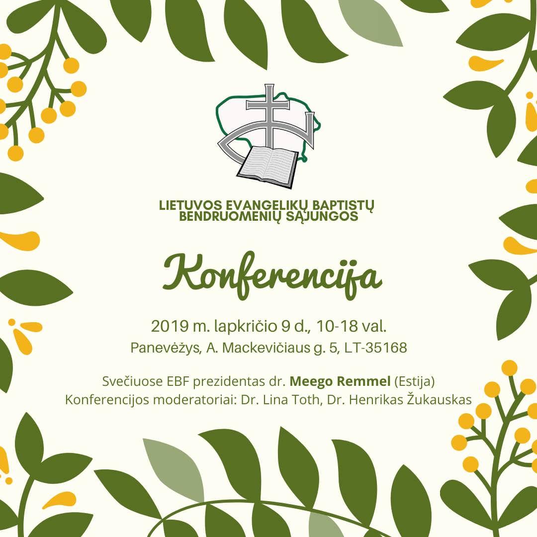 Skelbimas LEBB konferencija 2019 11 09